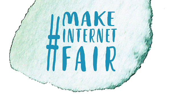 Make Internet Fair Logo